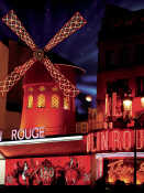 Eiffel Tower Dinner, Cruise & Champagne at Moulin Rouge