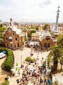 Fast Track: Park Güell Guided Walking Tour