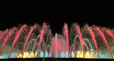 Magic Fountain of Montjuïc | Ticket & Tours Price Comparison
