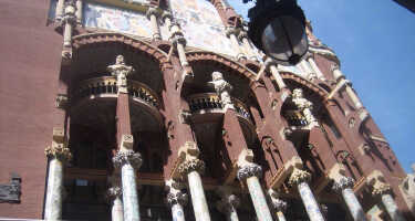 Palau de la Música Catalana | Ticket & Tours Price Comparison
