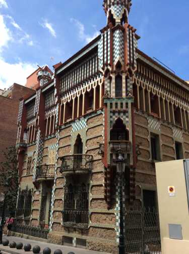 Casa Vicens | Ticket & Tours Price Comparison