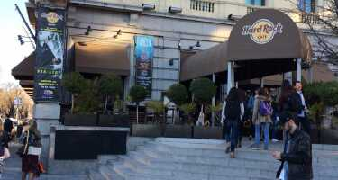 Hard Rock Cafe Madrid | Ticket & Tours Price Comparison