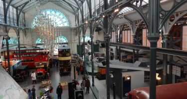 London Transport Museum | Online Tickets & Touren Preisvergleich