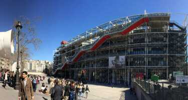 Centre Georges Pompidou | Ticket & Tours Price Comparison