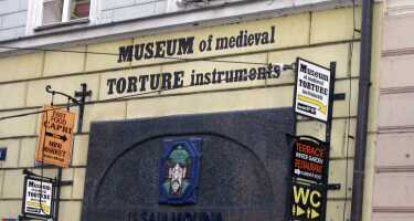 Museum of Medieval Torture Instruments | Ticket & Tours Price Comparison