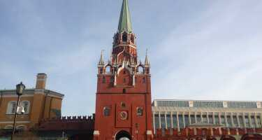 Moscow Kremlin | Ticket & Tours Price Comparison