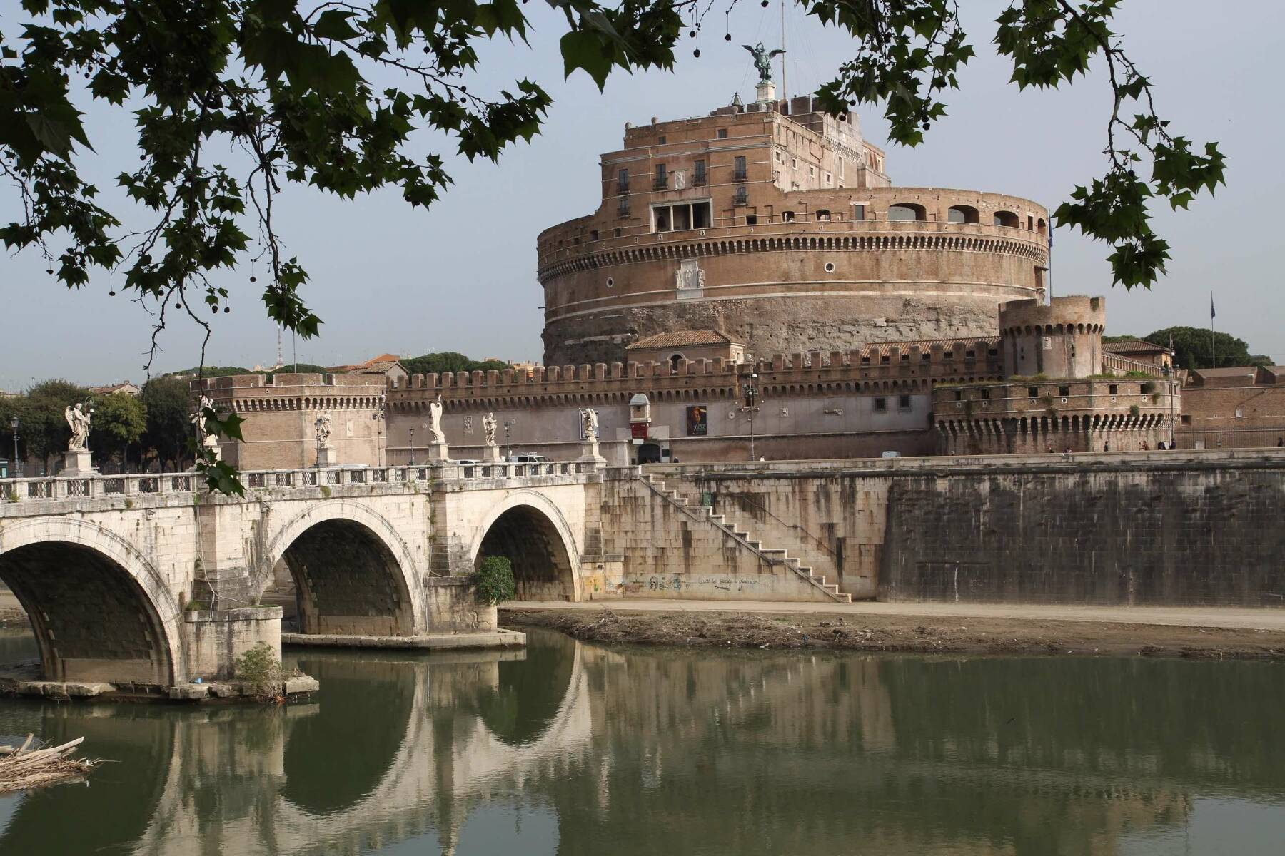 ᐅ Castel Sant'Angelo - Compare Ticket Prices from Different
