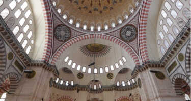 Süleymaniye Mosque | Ticket & Tours Price Comparison