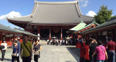 Sensō-ji | Ticket & Tours Price Comparison
